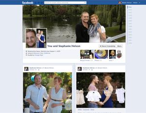Página de amistad facebook